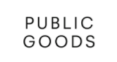 Code promotionnel de Public Goods