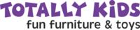 Totally Kids fun furniture & toys Promo Codes