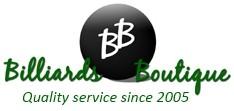 Billiards Boutique Promo Codes