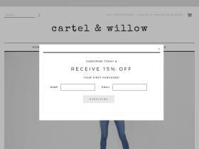 cartelandwillow.com
