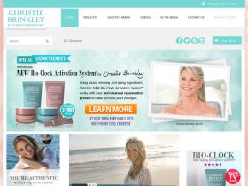 Christie Brinkley Skincare Promo Codes