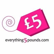 Code promotionnel Everything 5 Pounds