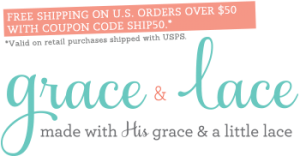 Code de réduction Grace And Lace