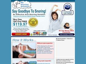 mysnoring-solution.com