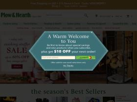 Coupon pour Plow And Hearth