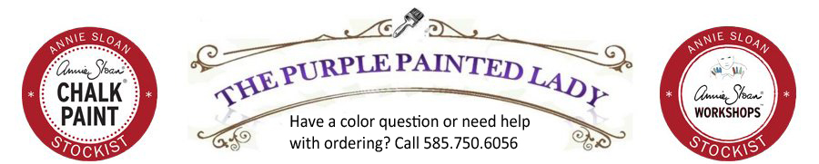 The Purple Painted Lady Promo Code