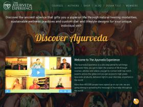 The Ayurveda Experience Promo Codes
